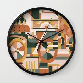 Classic Car 04 Wall Clock