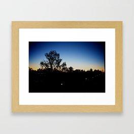 Colors 0.2 Framed Art Print
