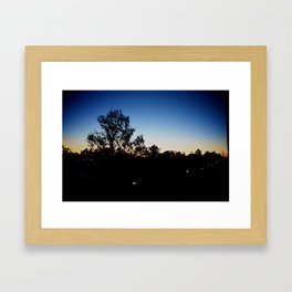 Colors 0.2 Framed Art Print