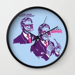 Pranked Wall Clock