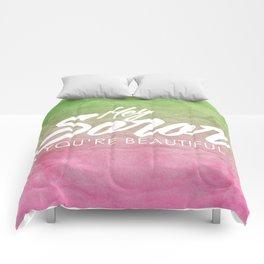 HEY SOROR P/G Comforters