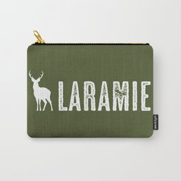 Deer: Laramie, Wyoming Carry-All Pouch