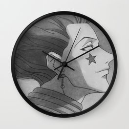 Hisoka Hunter X Hunter Wall Clock