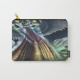 Never Look into the Eyes Carry-All Pouch