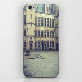 Castle Walls iPhone Skin