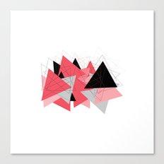 Triangle U185 Canvas Print