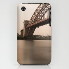 Hell Gate Bridge (NYC) at Sunset iPhone (3g, 3gs) Slim Case