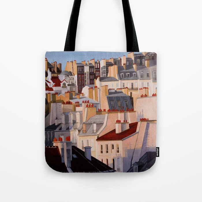 Monmartr Tote Bag