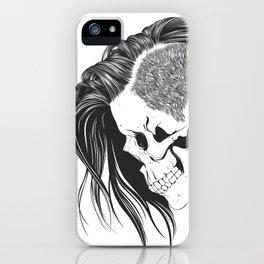 Skull Girls 2 - Royal Gold iPhone Case