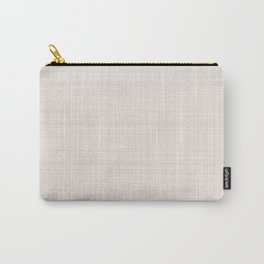 Painted Linen in Natural Carry-All Pouch