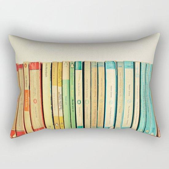 Birds on Parade Rectangular Pillow