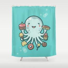 Room for Dessert? Shower Curtain