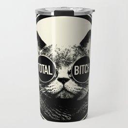 Total Bitch Travel Mug