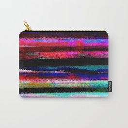 bohemian colorful pattern Carry-All Pouch