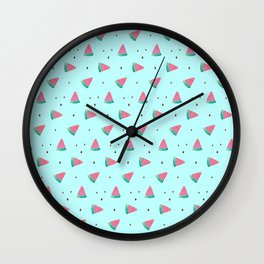 Summer Flavour III Wall Clock