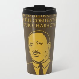 Content of Character Travel Mug