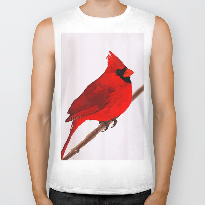 Cardinal Biker Tank