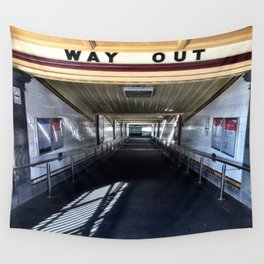 Way Out Wall Tapestry