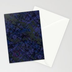 Tahitian Blue Stationery Cards