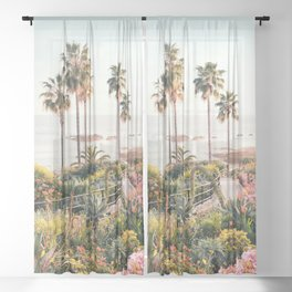 Laguna Beach Sheer Curtain