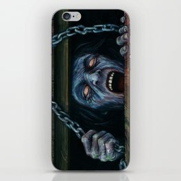THE EVIL DEAD iPhone Skin