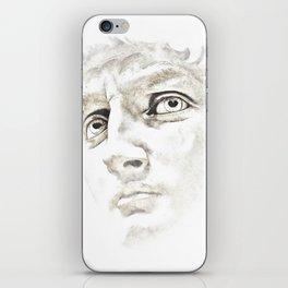 David di Michelangelo iPhone Skin