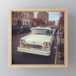 The Finer Things are Classic Framed Mini Art Print