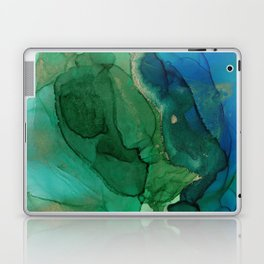 Ocean gold Laptop & iPad Skin