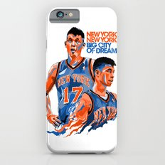 Jeremy Lin: New York, New York, Big City of Dreams. Slim Case iPhone 6s