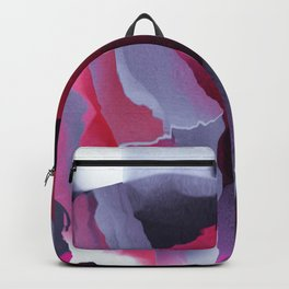 Uncut ruby texture Backpack