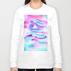 Into The Unknown LXXX Long Sleeve T-shirt