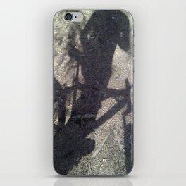 Biking iPhone Skin