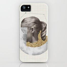 Constellation Girl iPhone Case