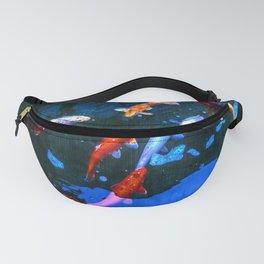 Carp fish Koi  Fanny Pack