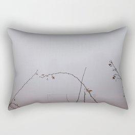 The mist Rectangular Pillow