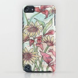 Flower Time iPhone Case