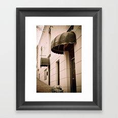 Vicksburg Downtown III Framed Art Print
