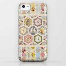 Anna Brereton Quilt iPhone 5c Slim Case