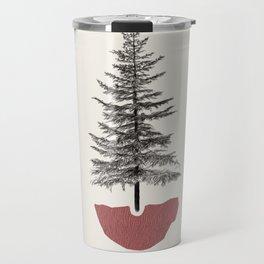 Fir Pine Travel Mug