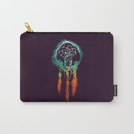 Dream Catcher (the rustic magic) Carry-All Pouch
