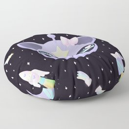 Space Cutie Floor Pillow