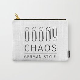 Chaos: German Style Carry-All Pouch