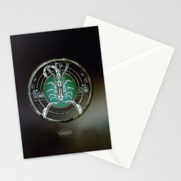 """Astrological Mechanism - Scorpio"" Stationery Cards"