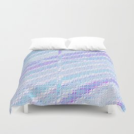 Re-Created Croix VII by Robert S. Lee Duvet Cover
