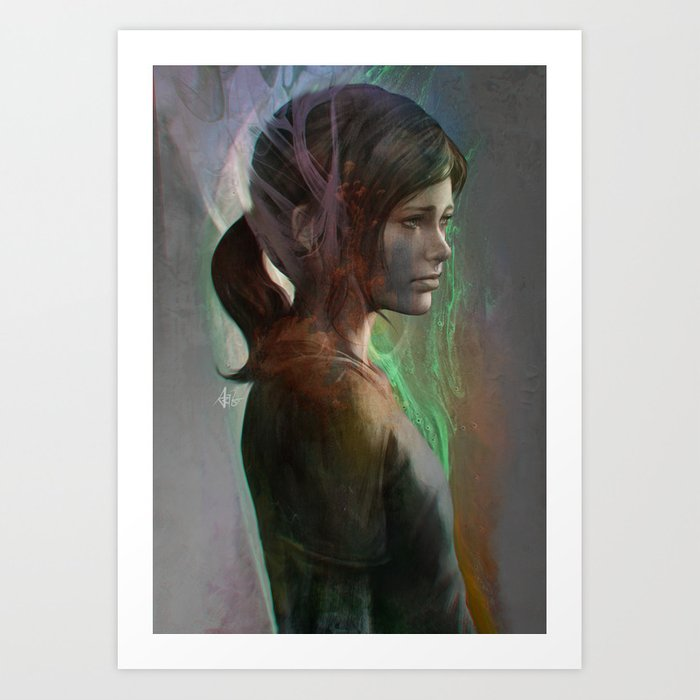 Discover the motif THE LAST HOPE by Stanley Artgerm Lau as a print at TOPPOSTER