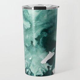 inkblot marble 4 Travel Mug