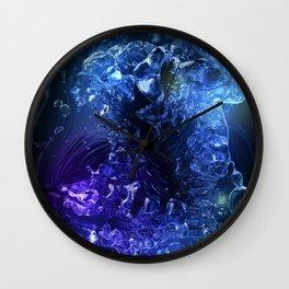 Syvyys Wall Clock