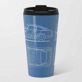 The V8 Vantage Blueprint Travel Mug