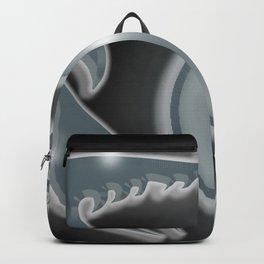 Metal Space Backpack
