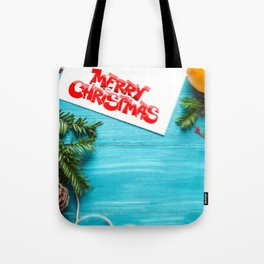Watercolor Christmas 01 Tote Bag